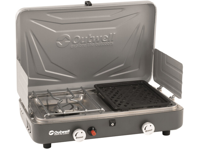 Outwell Jimbo - Réchaud camping - gris